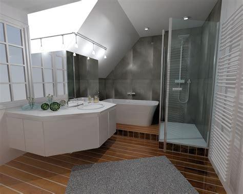 salle de bain 187 r 233 novation carrelage salle de bain moderne design pour carrelage de sol et