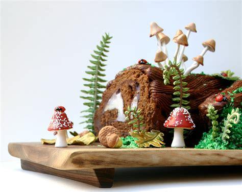yule log cake ideas three hundred and sixty six
