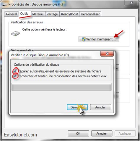 comment r 233 parer sa cl 233 usb ou m 233 moire flash de a 224 z astuces informatique
