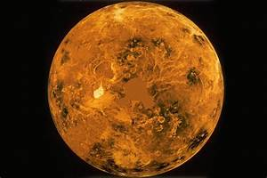 Why doesn't Venus have oceans? Study offers intriguing new ...