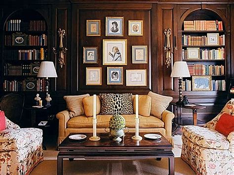 Living-room-traditional-classic-style-decor-book-shelves House Paint Schemes Exterior Gold Faux Stone Painting Techniques Best Satin Ideas With Brick Roller Home Depot Interior