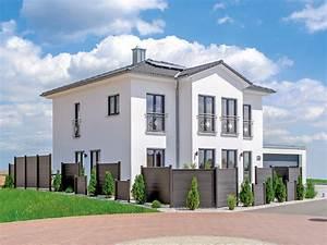 Moderne Häuser Walmdach : albert haus gmbh co kg stadtvilla ~ Markanthonyermac.com Haus und Dekorationen