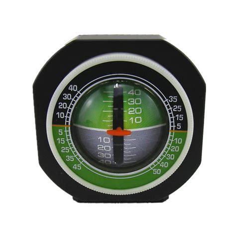 Slope Level by Inclinometer Gauge Angle Protractor Slope Meter Level Tilt