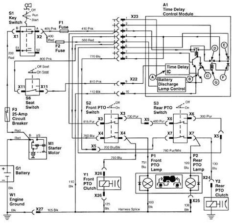 deere l130 ignition wiring diagram wiring diagram and fuse box diagram