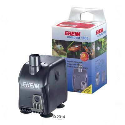 pompe pour aquarium eheim compact 192 prix avantageux chez zooplus