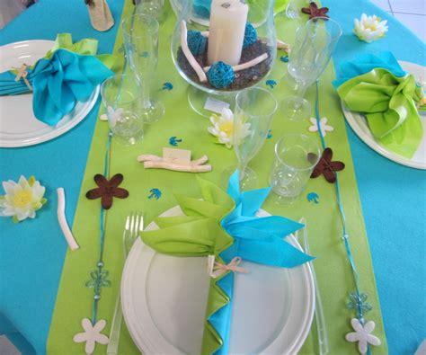 nappe bleu turquoise