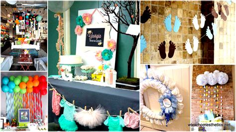 22 insanely creative low cost diy decorating ideas for your baby shower