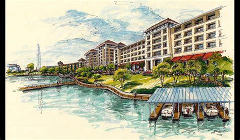 Boat Storage Lake Ray Hubbard by Dallas Architects Portfolio Lakepointe Marina