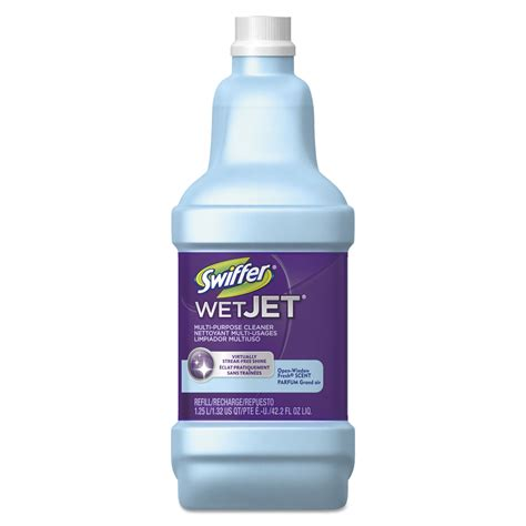 wetjet system cleaning solution refill by swiffer 174 pgc23679ct ontimesupplies