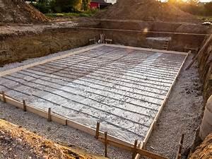Hausbau Kosten Pro Kubikmeter : kosten f r die bodenplatte einer garage ein preisbeispiel ~ Markanthonyermac.com Haus und Dekorationen
