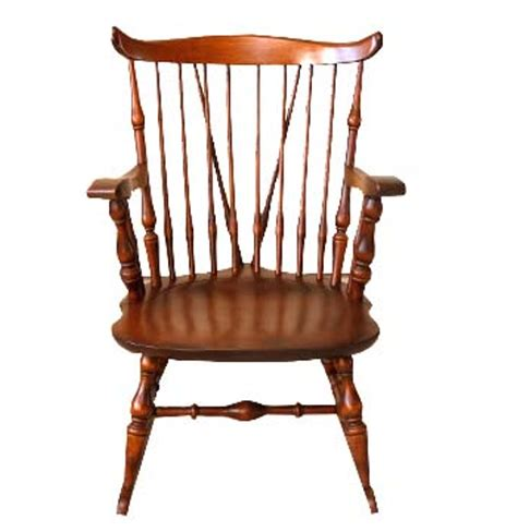 nichols co style rocking chair ebth