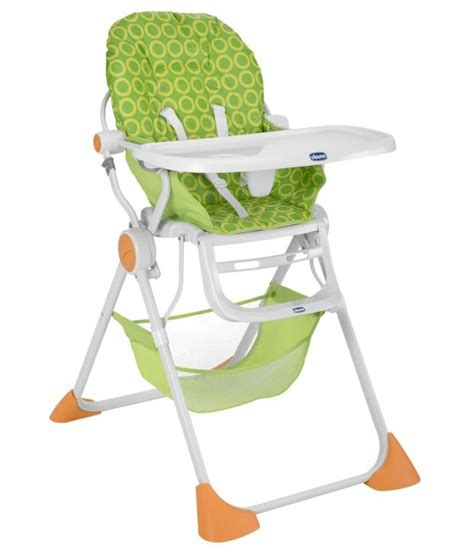 Chicco Pocket Lunch High Chair  Jade Green  Buy Chicco