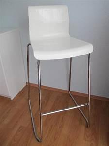 Ikea Möbel Weiß : barhocker wei gl nzend ikea glenn in leinfelden echterdingen ikea m bel kaufen und verkaufen ~ Markanthonyermac.com Haus und Dekorationen
