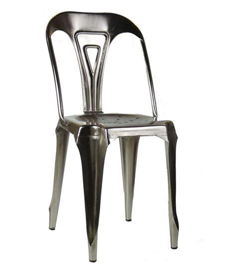 chaise style industriel wadiga