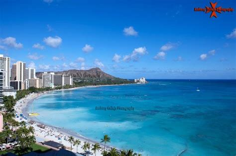 Leahi Catamaran Honolulu by Waikiki Beach Oahu Beaches Hawaii Photography