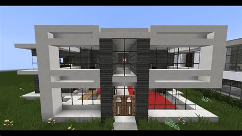 House Design Minecraft  Home Design And Style