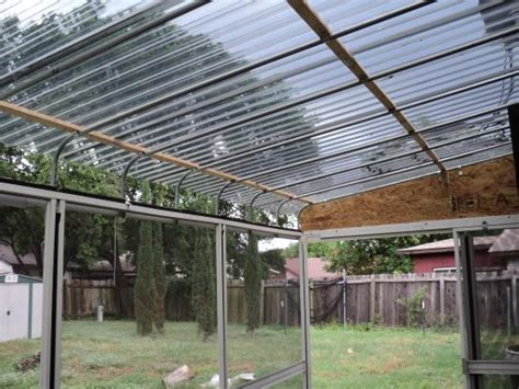 Patio Materials Home Depot by Suntuf 26 In X 8 Ft Solar Gray Polycarbonate Corrugated