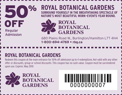 royal botanical gardens coupons rbg canada 50 canadian freebies coupons deals