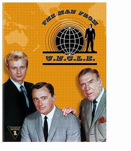 The Man from U.N.C.L.E. (1964 series) | Cinemorgue Wiki ...