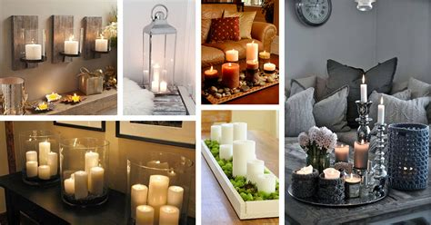 34 Best Candle Decoration Ideas And Designs For 2018