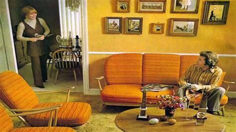 70's Home Interior Design : 70s Furniture Creative Inspiration