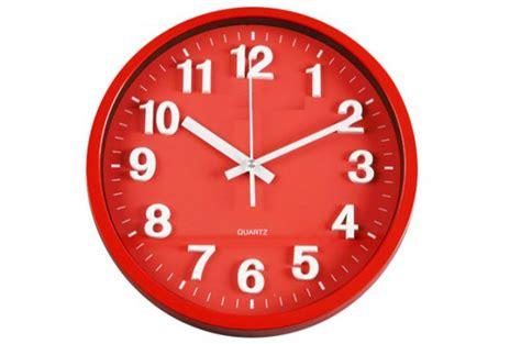horloge murale bigben horloges design pas cher