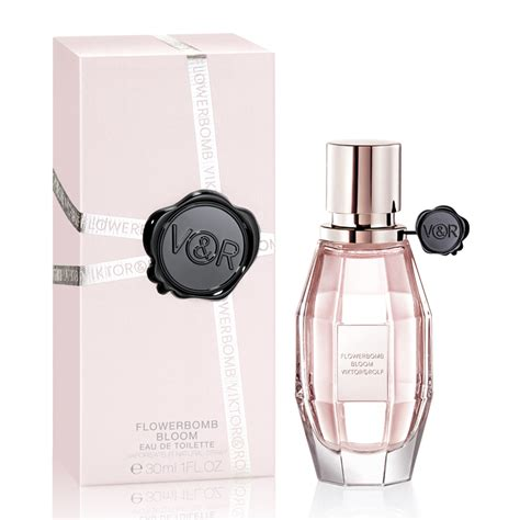 viktor rolf flowerbomb bloom eau de toilette 30ml feelunique