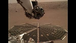 News   NASA InSight Lander 'Hears' Martian Winds