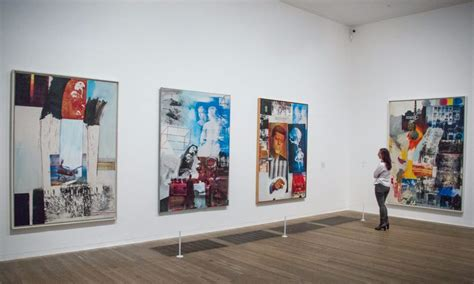 robert rauschenberg at tate modern exhibition review the upcoming