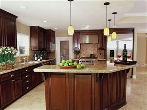 Kitchen Wall Color Ideas With Cherry Cabinets istockphoto