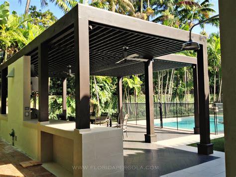 florida pergola specializing in landscape structures pergola modern pergola