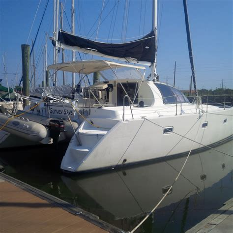 Catamaran For Sale By Owner Florida by Survey Says Catamaran For Sale Lagoon 37 In St Augustine