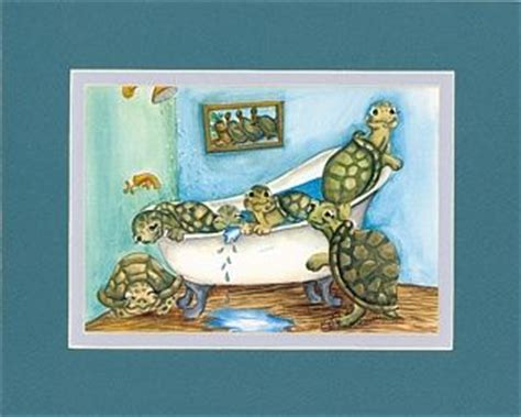 happy accessories and turtles on