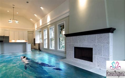 What`s The Latest 3d Flooring Designs