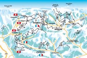 rh 244 ne alpes ski safari sur le domaine des portes du soleil