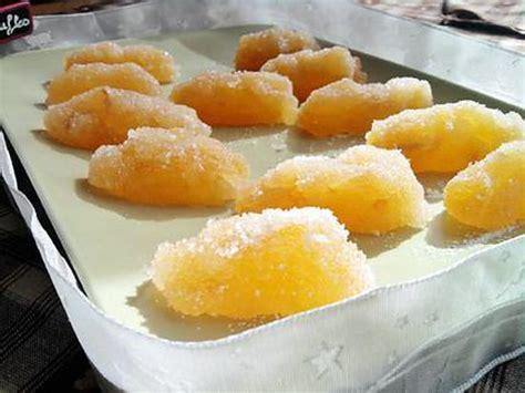 recette de p 226 te de fruits maison aux pommes