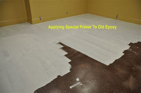 sealing asbestos floor tiles with epoxy tiles flooring