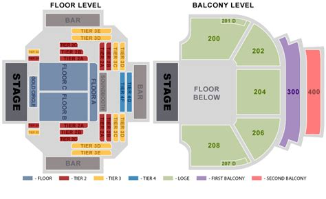 showtimevegas las vegas seating charts