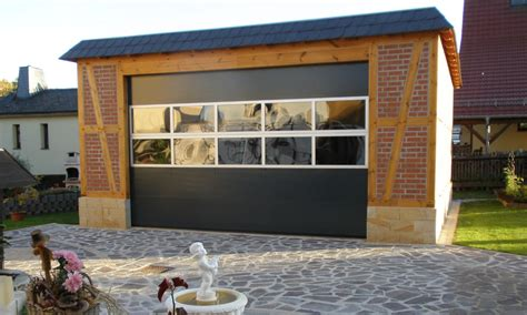 Fachwerk Carports & Holzgaragen Als Individueller Bausatz
