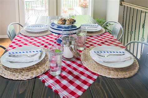 July 4 Home Decor : 4th Of July Home Decorating Ideas