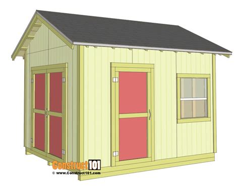 25 unique 10x12 shed plans ideas on storage shed floor ideas cheap garden sheds