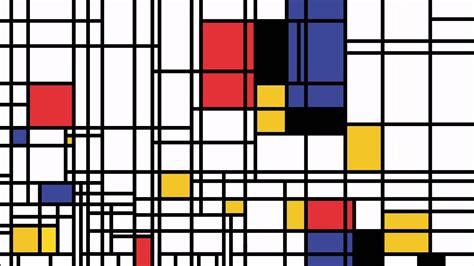 Piet Mondrian by Piet Mondrian La Sottile Linea D Ombra