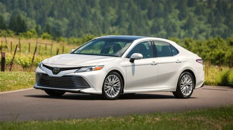 2018 Toyota Camry 4cyl Review  The Torque Report