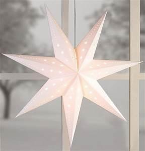 Fenster Licht Deko : casablanca stern shine papier mit licht wei 39197 winterprospekt 2013 weihnachten deko aktuelle ~ Markanthonyermac.com Haus und Dekorationen