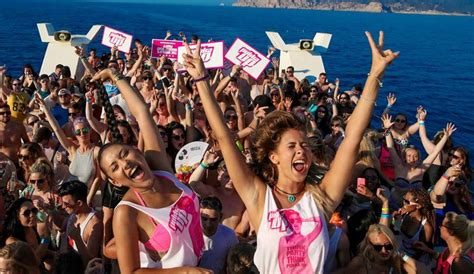 On A Boat Party by Pukka Up Boat Party 2016 Seeibiza