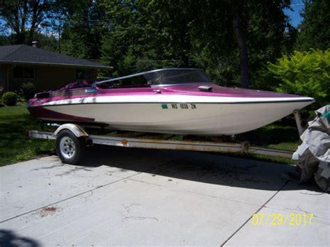 Rare Glastron Boats by Glastron Carlson Cv16 V8 Rare Boat Rare Color No Reserve