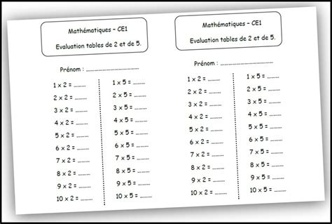search results for table de multiplication remplir calendar 2015