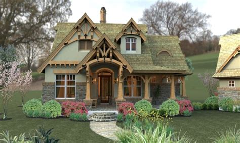 Craftsman Style Homes Small Craftsman Cottage House Plans
