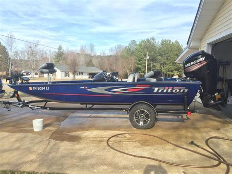 Triton Boats Paris Tn by Show Your Boats Off Page 143