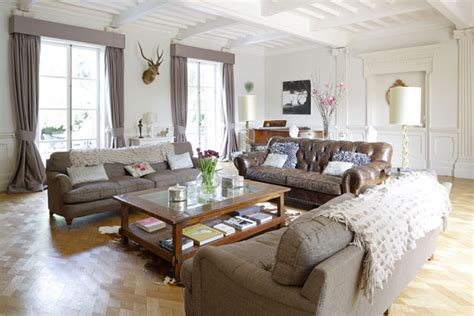 Living Room Interior Design Ideas Uk by Warmth And Texture Living Room Ideas Furniture